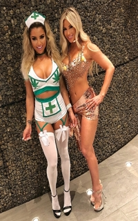 Проститутка Кристина и Таня