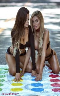 Проститутка Диана и Полина